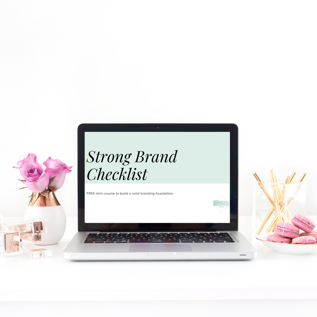 Free Strong Brand Checklist Course