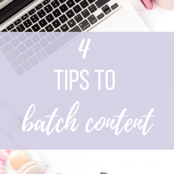 4 tips to batch content   Miller Digital