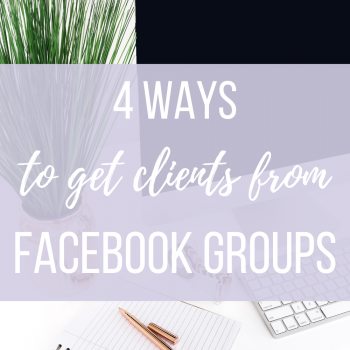 4 ways to get clients from Facebook groups | Miller Digital