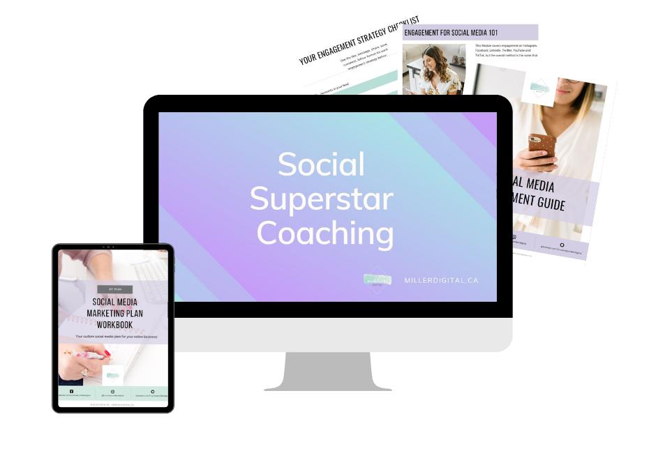 Social Superstar | Miller Digital